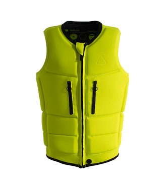 Follow S.P.R Regular Mens Impact Jacket Yellow