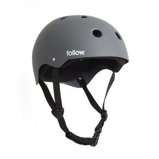 Follow Safety First Helmet Stone