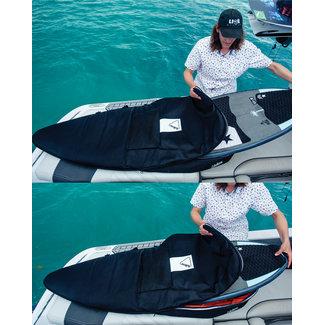 Follow Wake Surf Bag Black