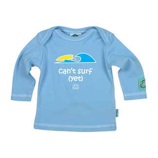Can't Surf Yet Blue