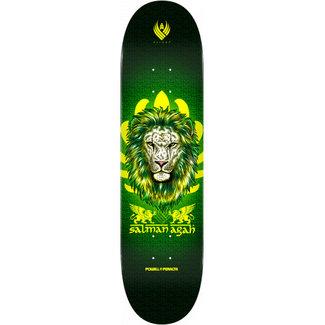 Powell Peralta Pro Flight K21 Agah Lion 2 Skateboard Deck