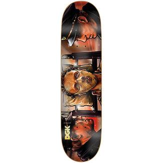 """DGK Psychopath 8.1"""" Skateboard Deck"""