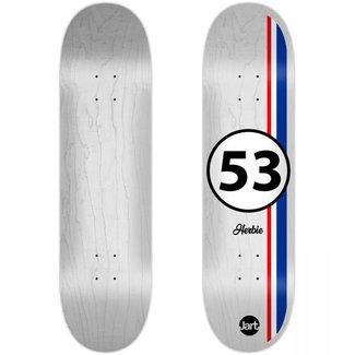 """Jart Legends HC 8.25"""" Skateboard Deck"""