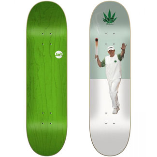 """Jart Weed Nation Olympic Weed LC 8.5"""" Skateboard Deck"""