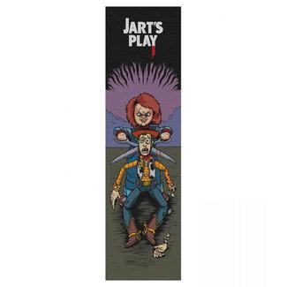 "Jart Play All Over Jart 9"" Griptape"
