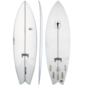 "Lib Tech Lost KA Swordfish 5'10"" Surfboard + FREE Lib Tech 44"" Longboard"