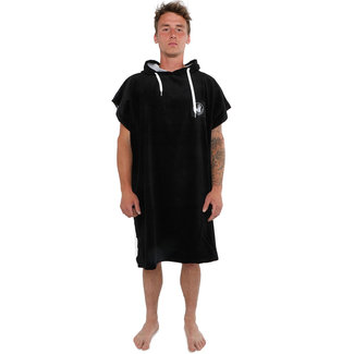 Body Glove Covert Towel Poncho Black OS