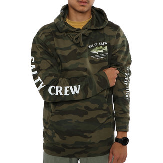 Salty Crew Bigmouth Fleece Camo