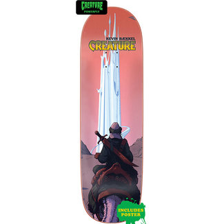 "Creature Oasis Powerply Kimbel 9"" Skateboard Deck"