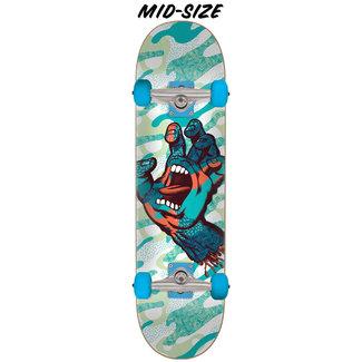 "Santa Cruz Primary Hand 7.5"" Skateboard Complete"