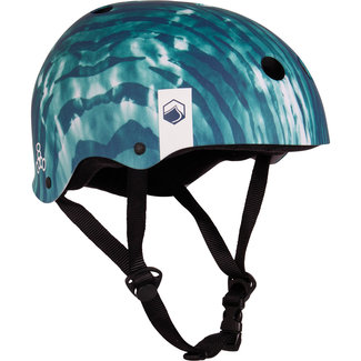 Liquid Force Helmet Flash Ce Tie Dye