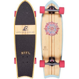 "BTFL Zoey 31,5"" Surfskate Complete"
