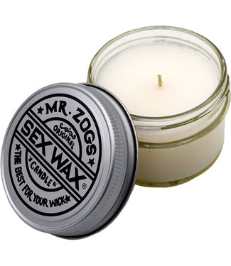 Sex Wax Coconut Candle (Surf Wax scent)
