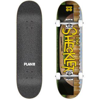 "Plan B Sheckler Sandlot 8.0"" Skateboard Complete"