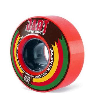 Jart Kingston Jart Wheels Pack 52MM/83B Skateboard Wheels