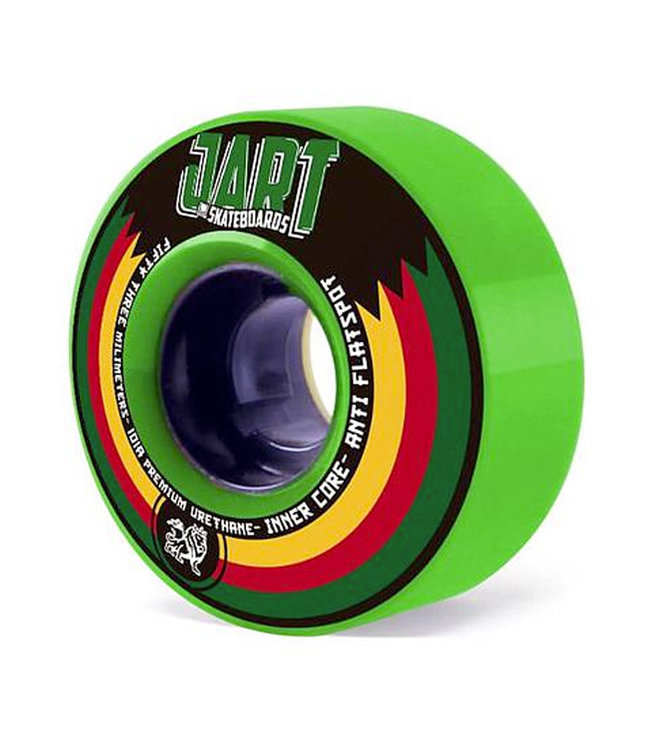 Jart Kingston Jart Wheels Pack 53MM/83B Skateboard Wheels
