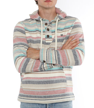 Vissla Paso Robles Popover Long Sleeve MUL