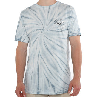 Roark Fear The Sea T-shirt Dirty Black