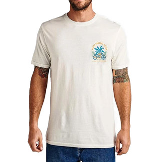 Roark Bengkel Motor T-shirt White
