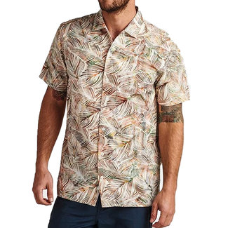 Roark Java Leaf Shirt Multi Clr