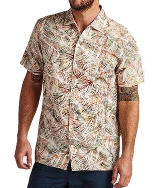 Roark Java Leaf Shirt Multi Clr