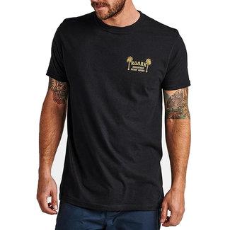Roark Camping T-shirt Black