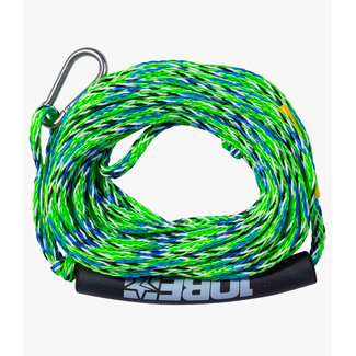 Jobe Towable Rope 2 Person Lime