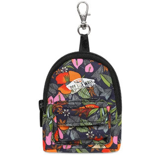 Vans Backpack Keychain Multi Tropic Dress Blues