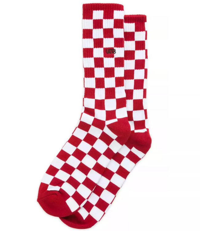 Vans Checkerboard  II Red-White Check SS21