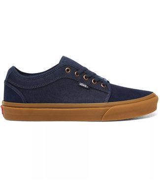 Vans Chukka Low Shoes Dress Blues/Gum