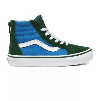 Vans Sk8-Hi Zip 2-Tone Shoes (4-8 Jaar)