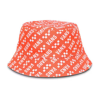 Vans Delux Hankley Bucket Hat Grenadine/Brand Striper