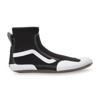Vans UA Surf Boot Mid Black/True White