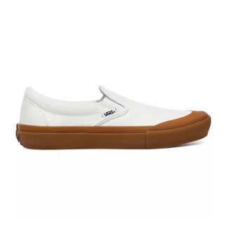 Vans Slip-On Pro Shoes Pearl/Gum