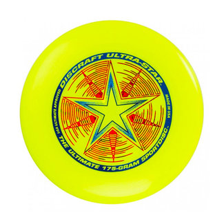 Discraft Ultimate Frisbee 175g Yellow