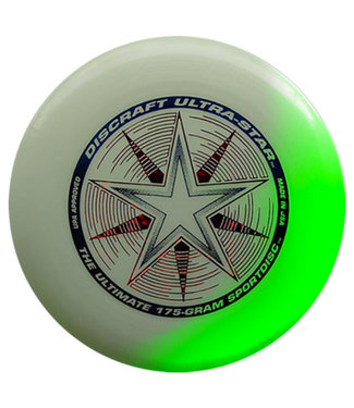 Discraft Ultimate Frisbee 175g Glow In The Dark
