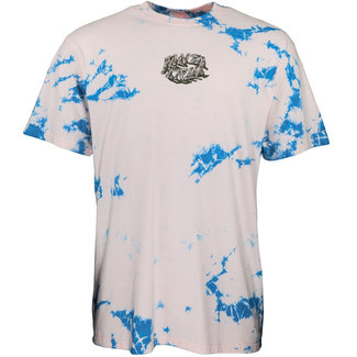 Santa Cruz T-Shirt Stoner Circle T-Shirt Pink/Blue