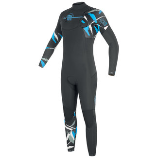 Picture Equation 4/3 Front Zip Wetsuit Abstral