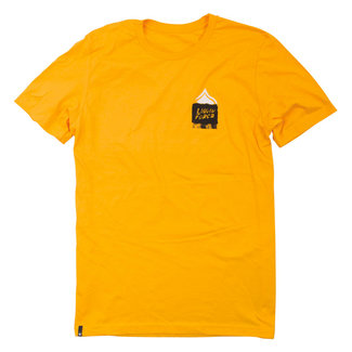 Liquid Force Verse T-shirt Yellow