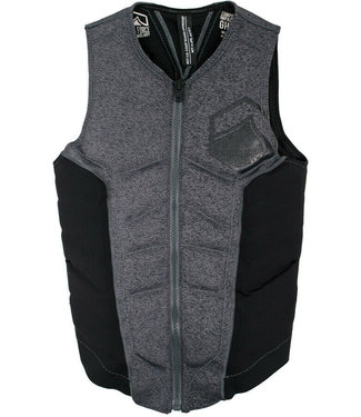 Liquid Force 2019 Ghost Comp Impact Vest Heather Blue