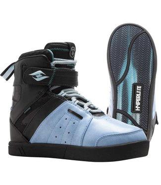Hyperlite Brighton System Wakeboard Boot Blue