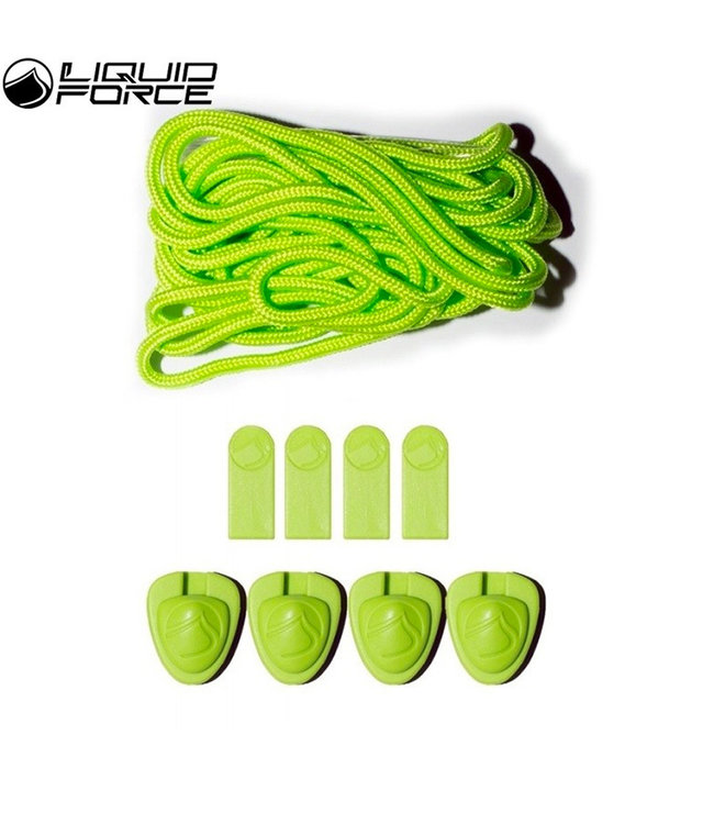 Liquid Force Lace Kit Green