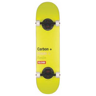 Globe G3 Bar 8.0 Skateboard Complete Impact/ Toxic Yellow