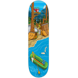 "Lib Tech Philbutt Pro 8"" Skateboard Deck"