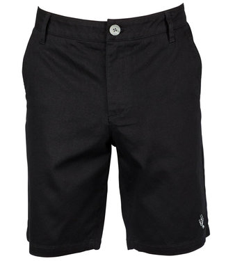 Santa Cruz Screaming Mono Hand Walkshort Black
