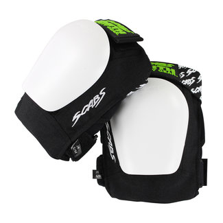 Smith Skate Knee Pad Black/White