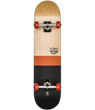 Globe G2 Half Dip 2  7.75 Skateboard Complete Natural/Rust