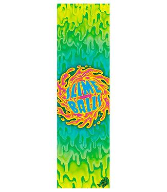 """MOB Slime Balls Slimed Green Orange Griptape 9"""""""