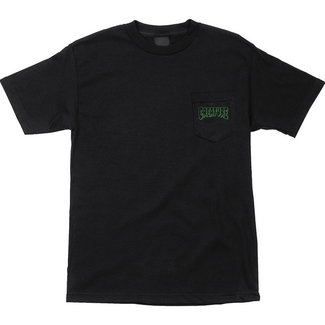 Creature Descendent S/S Pocket Black T-Shirt