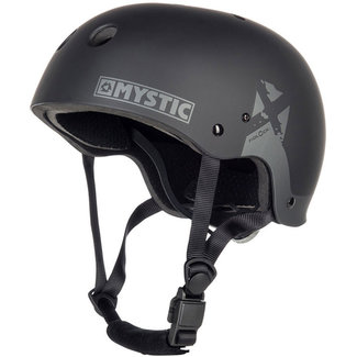Mystic MK8 X Black Helmet